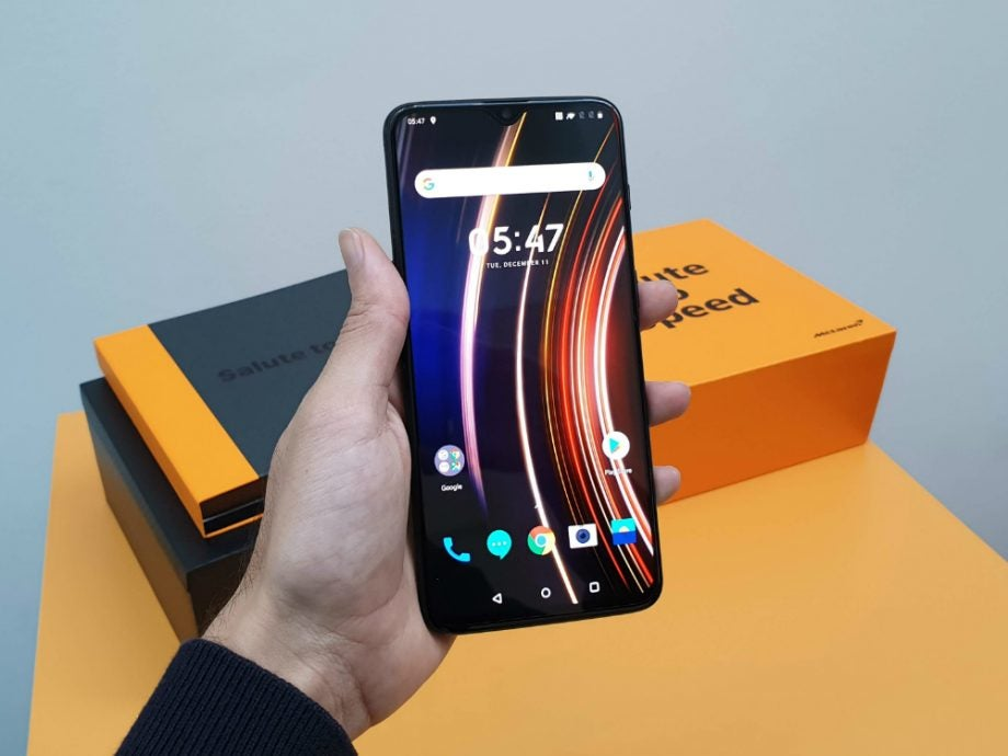 Oneplus 6t Mclaren Edition First Look Is It Worth The Extra 150