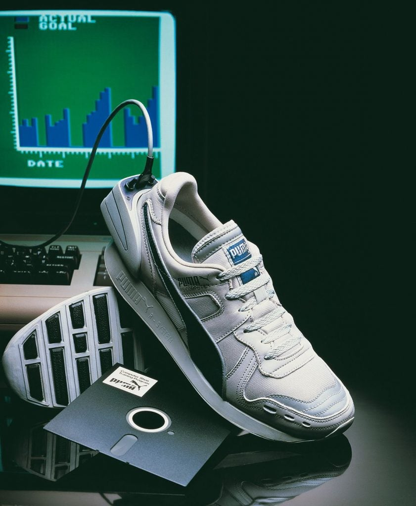 Puma rereleasing 1986's RS Computer Shoe is so majestic it hurts
