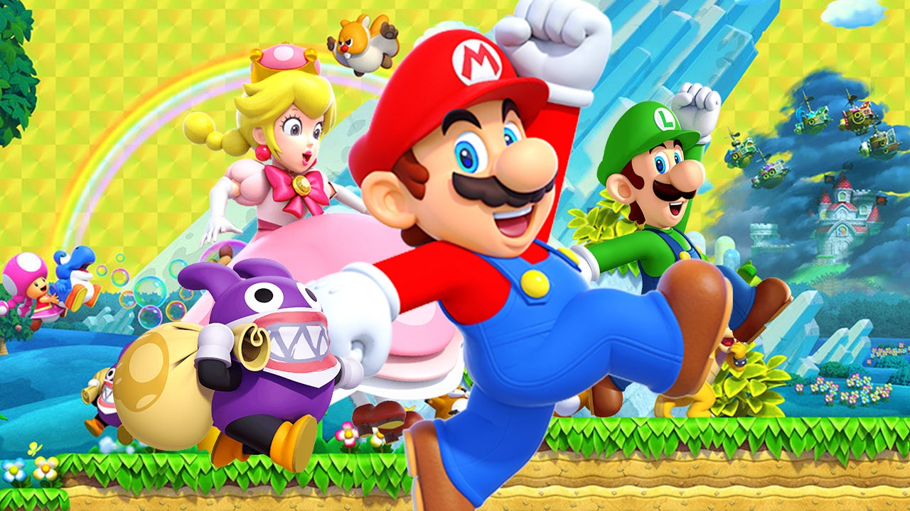 New Super Mario Bros U Deluxe Review Trusted Reviews