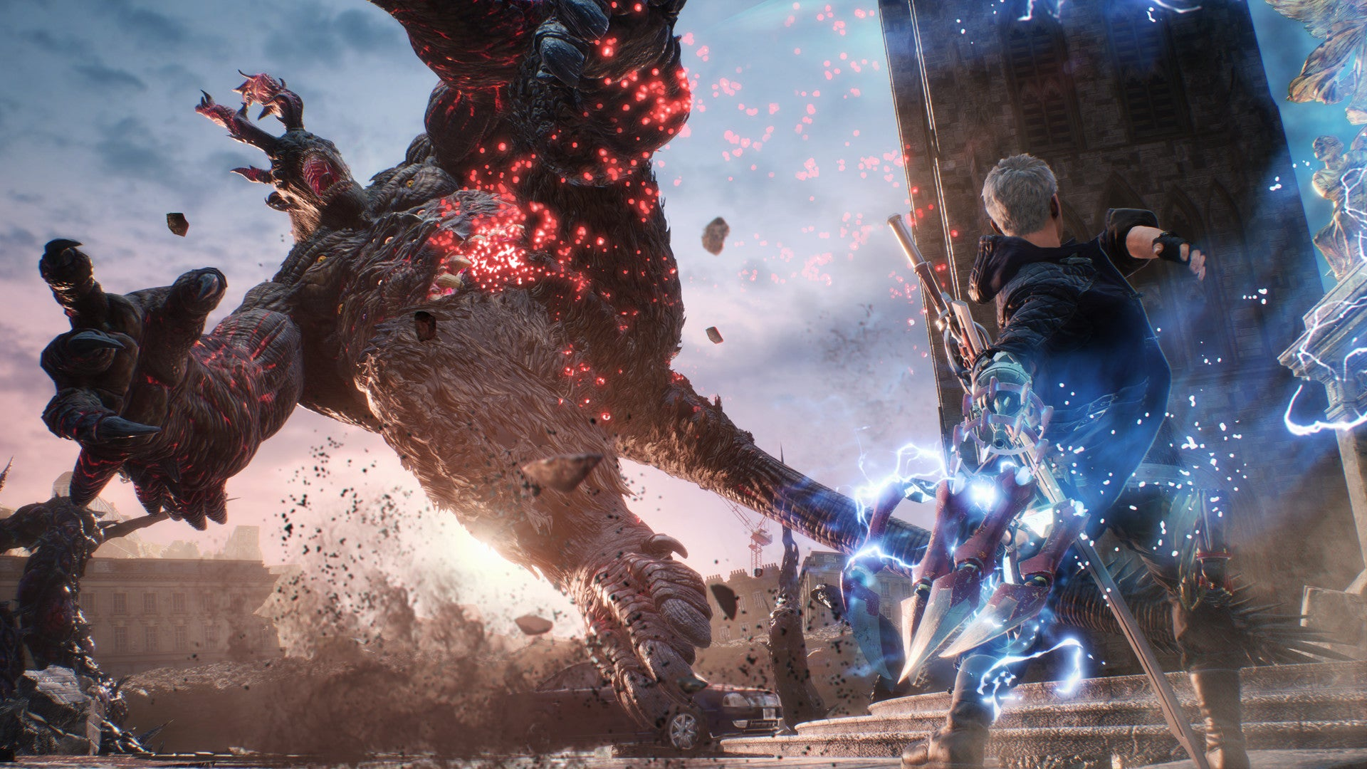 Devil May Cry 5 is set for a second playable demo this February | Trusted Reviews