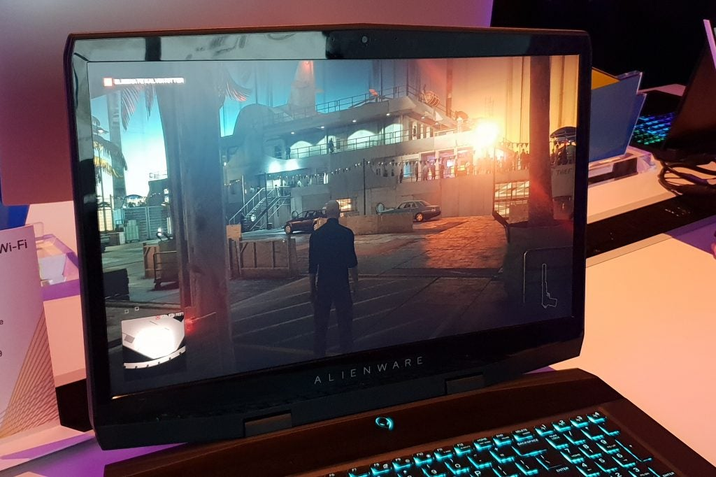 Alienware m17 first look Review | Trusted Reviews
