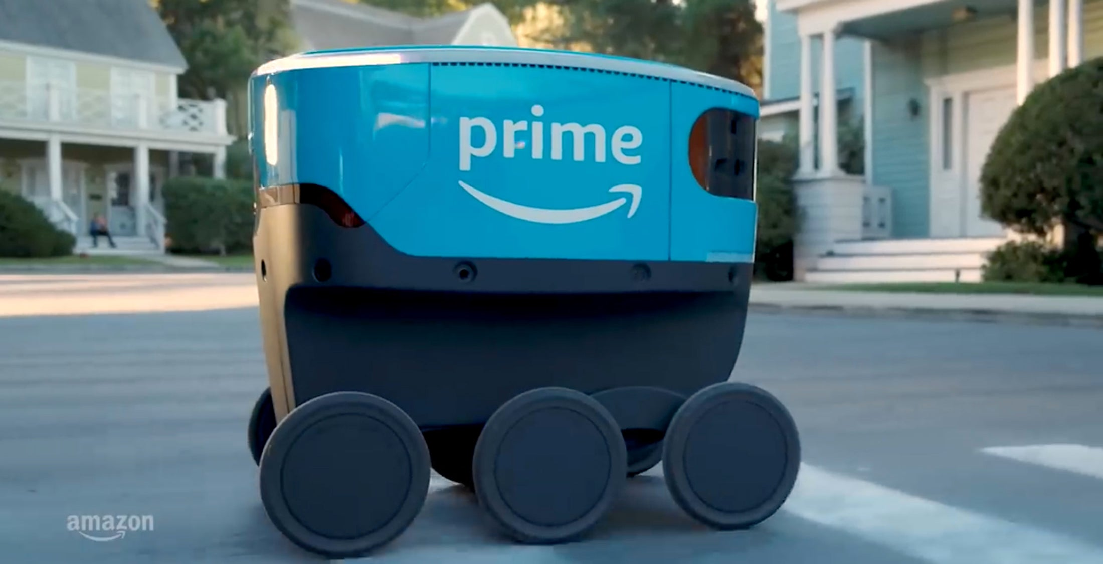 Amazon Scout Robots Are Here And Prime Deliveries Will