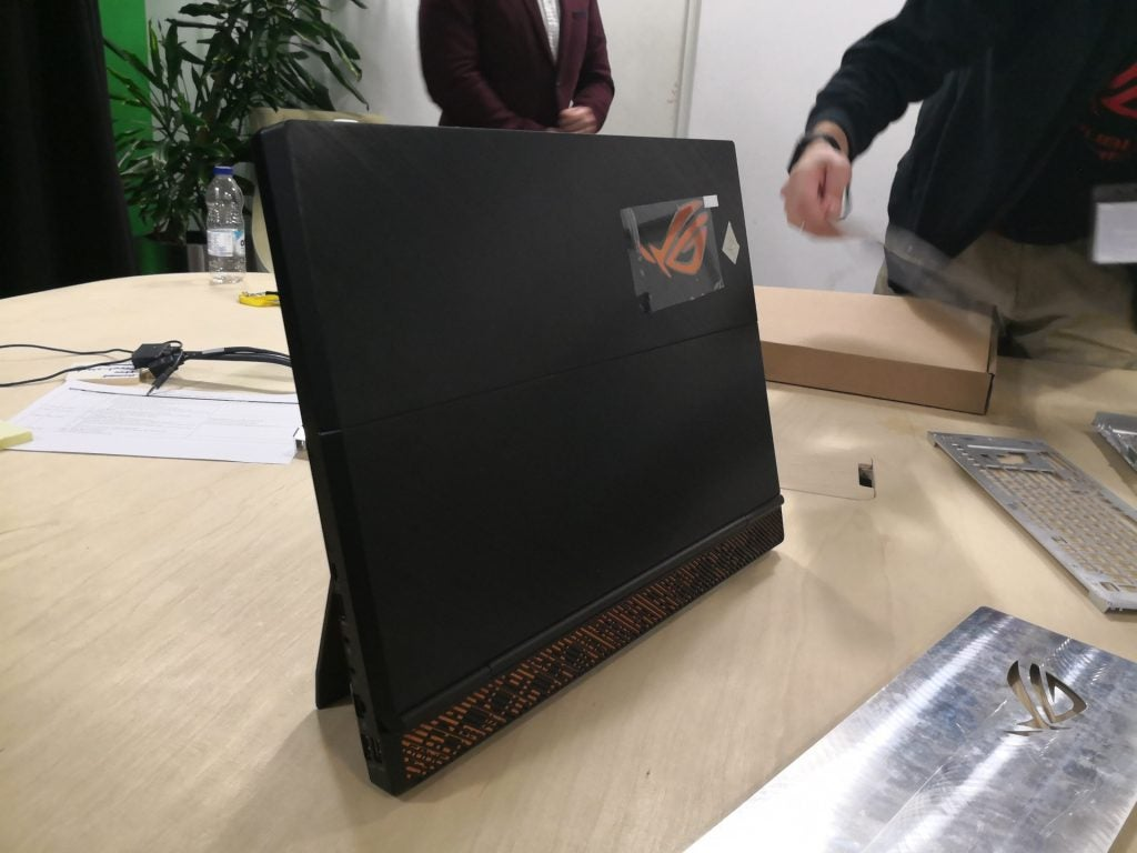 Asus ROG Mothership GZ700GX first look Review | Trusted Reviews