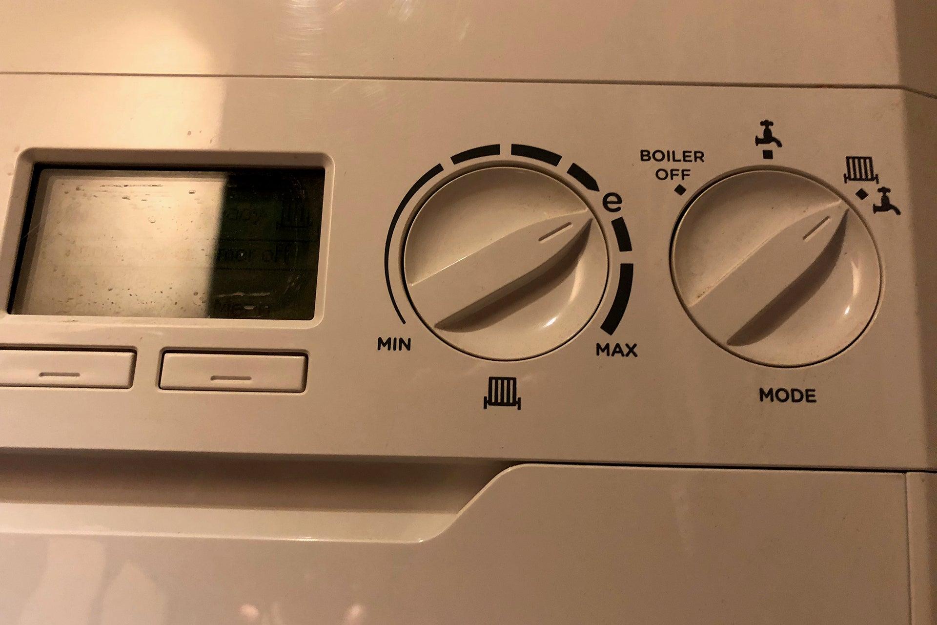 Boiler heating controls