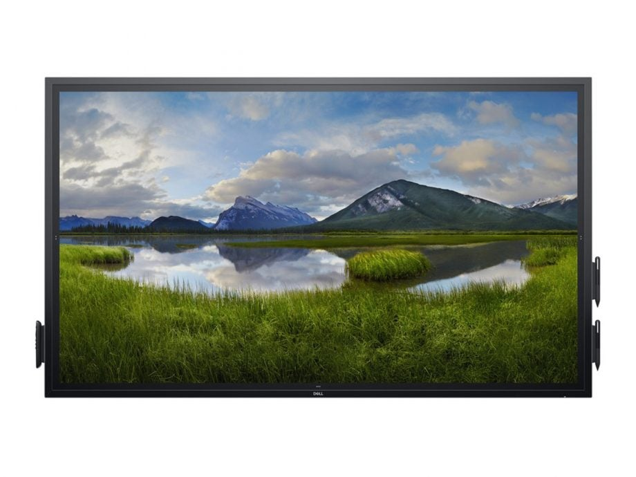 Dell 75 4K Interactive Touch Monitor C7520QT