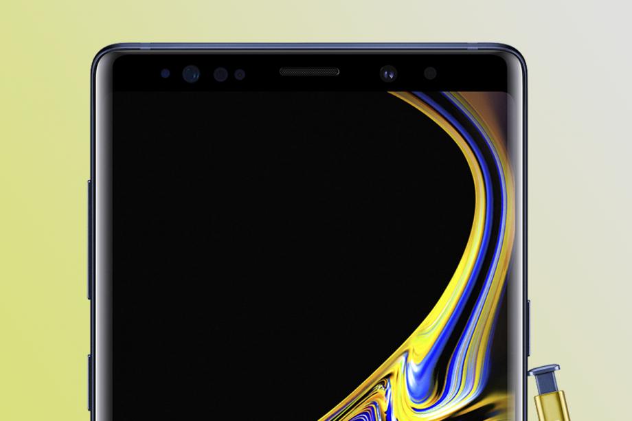 Samsung Galaxy Note 9 DxOMark Selfie
