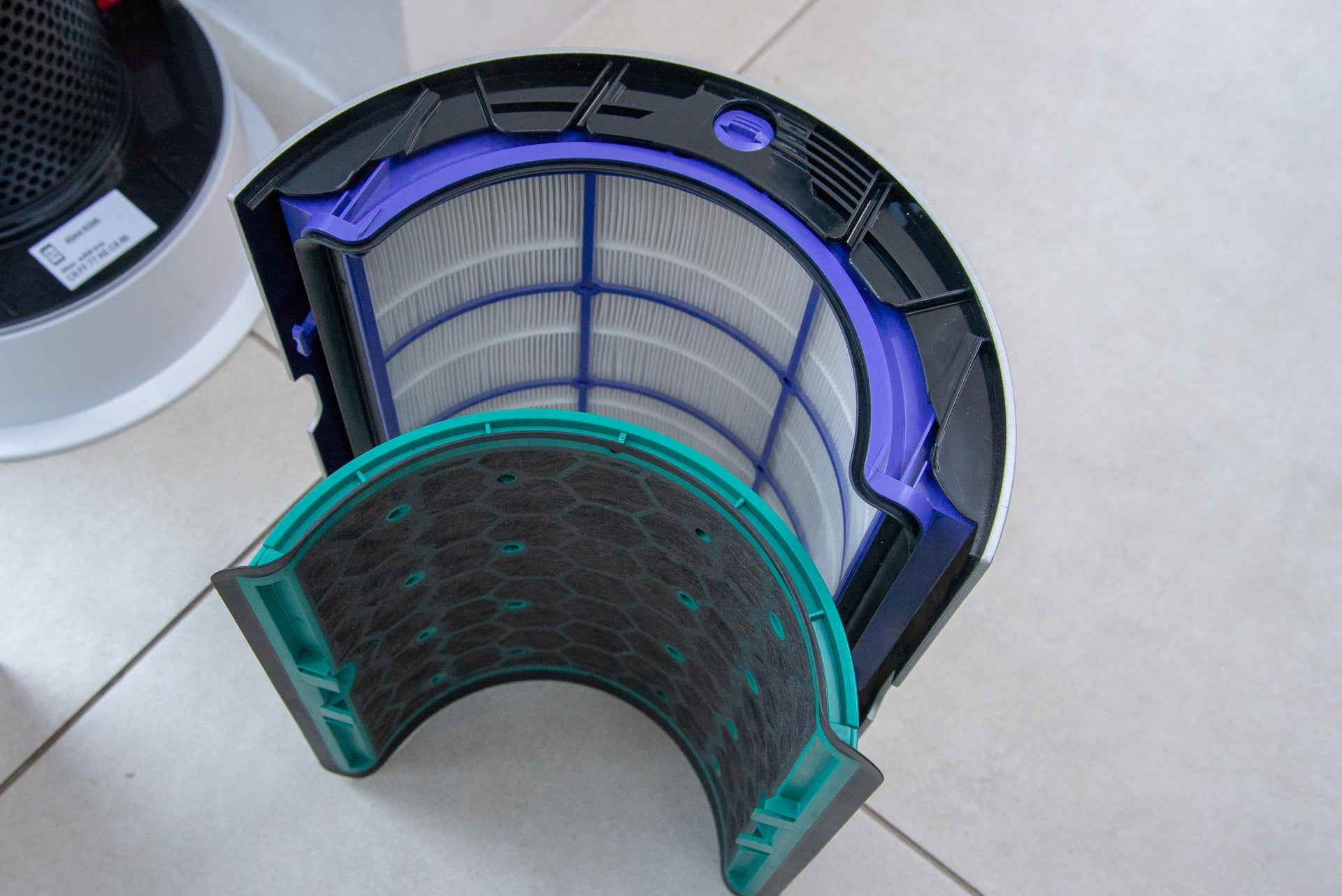 Dyson Pure Hot+Cool filters