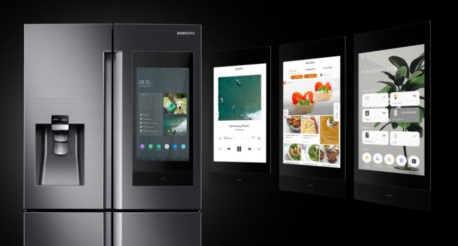 Samsung's new Family Hub has Bixby and SmartThings – have we