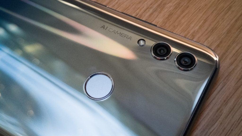 Honor 10 Lite camera