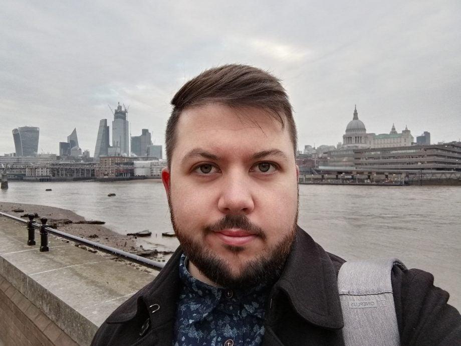 Huawei P Smart 2019 camera sample selfie