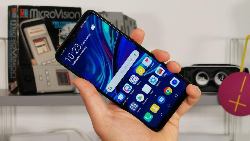 Huawei P Smart 2019 handheld