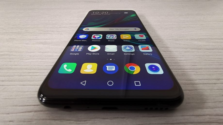 Huawei P Smart 2019 perspective base