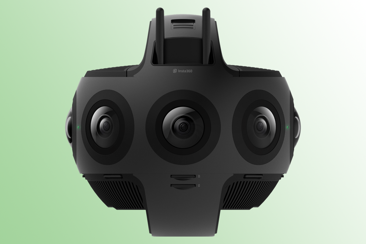 Insta360's epic Titan arrives to take VR cameras to Hollywood heights | Trusted Reviews