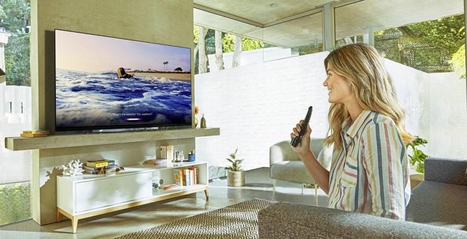 LG TV 2019 8K OLED