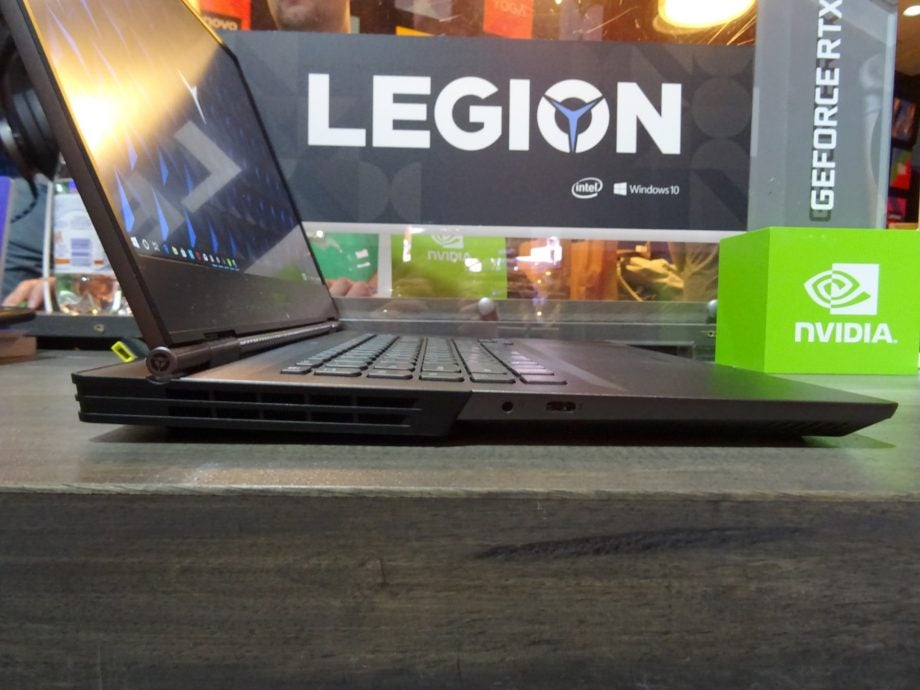 Lenovo Legion Y740 first look: Black box performer with RTX 2080 and