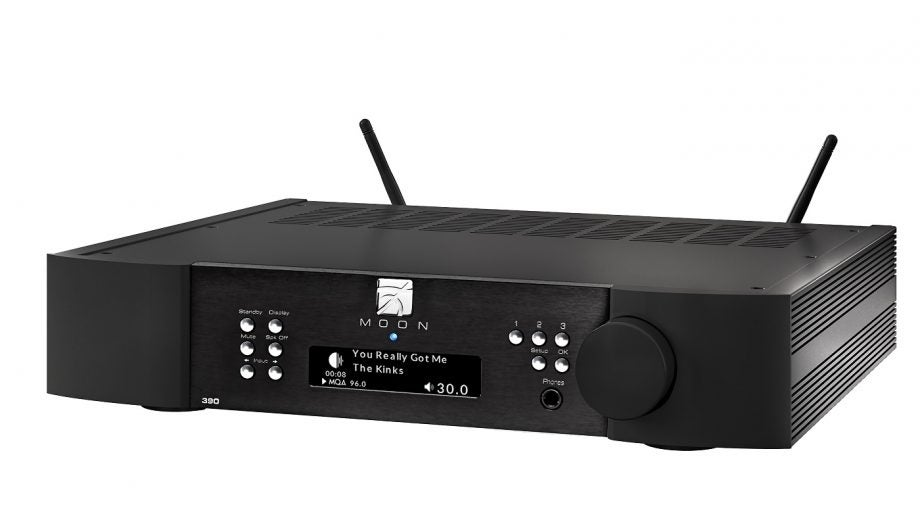 Moon 390 Network Player/Preamplifier Review | Trusted Reviews