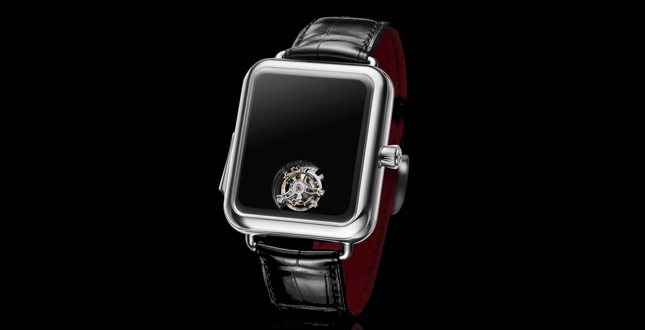 Moser built a zany $350,000 Apple Watch clone that tells time via sound | Trusted Reviews