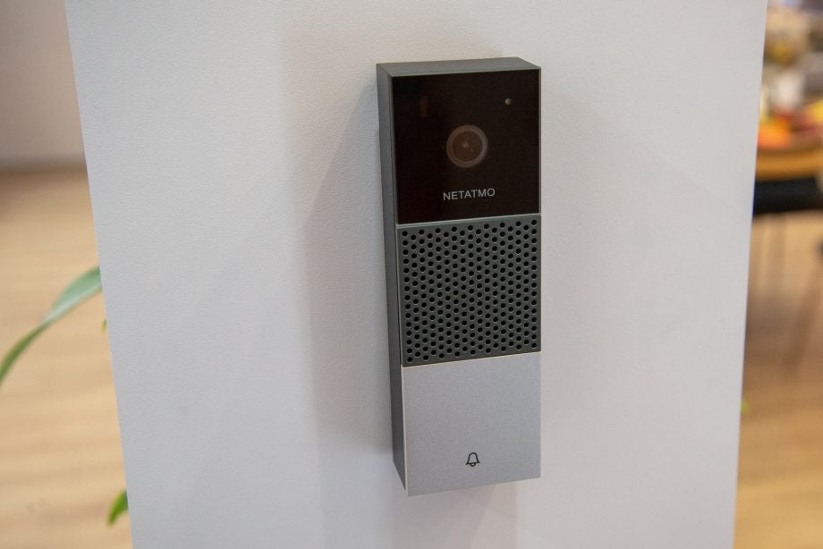 Netatmo Smart Video Doorbell first look: Subscription-free ... on