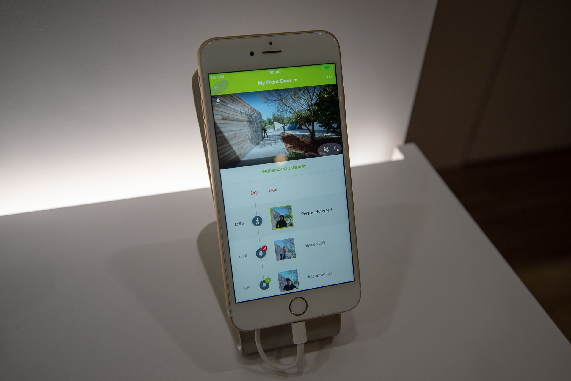 Netatmo Smart Video Doorbell first look: Subscription-free