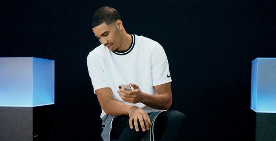 Nike self lacing smartphone app