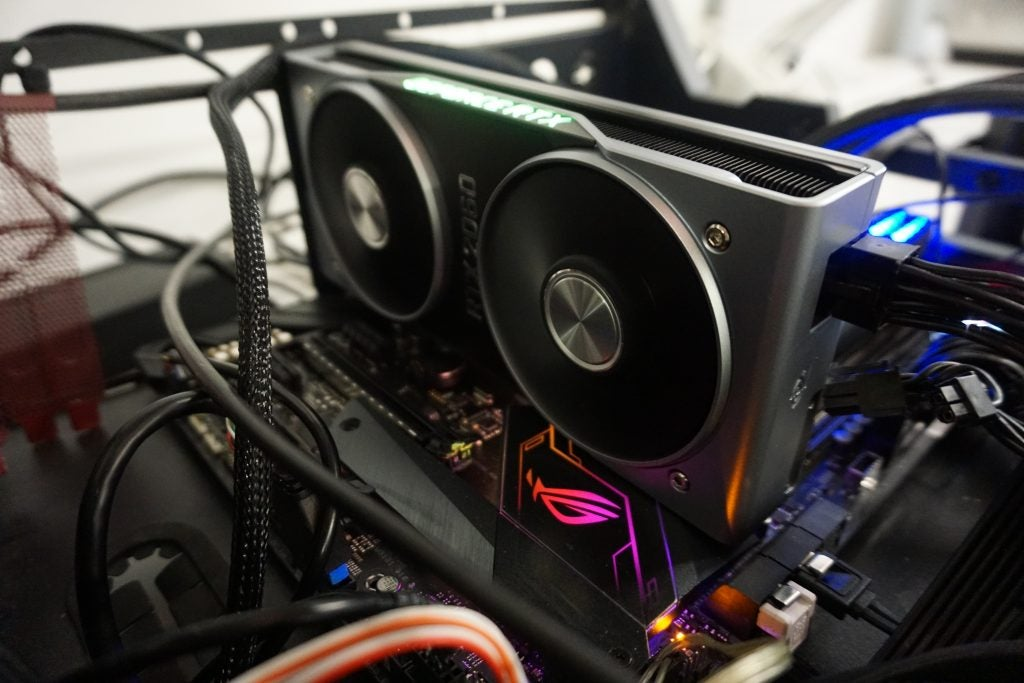 Nvidia RTX 2060 review: The cheapest RTX card is an