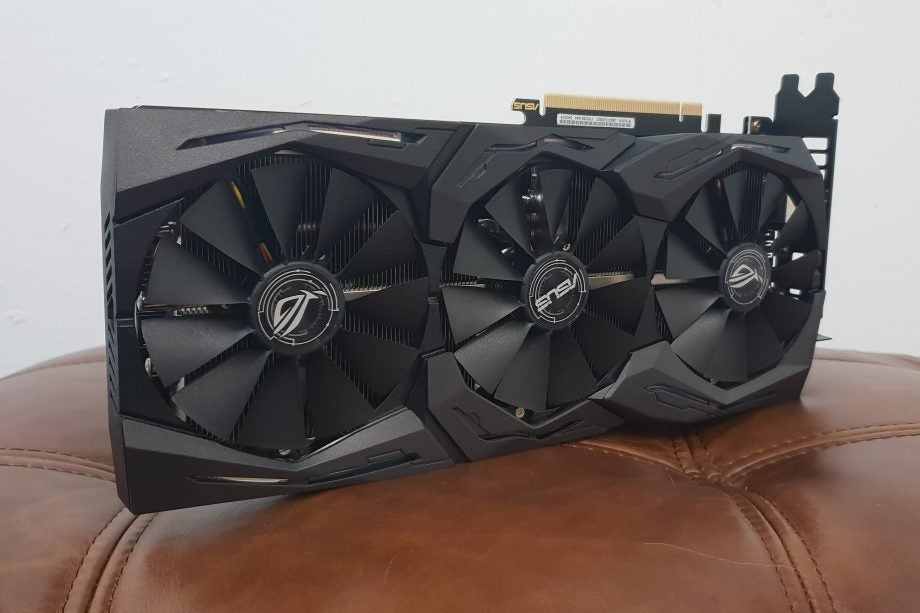 Asus ROG Strix RTX 2070 O8G Gaming Review | Trusted Reviews