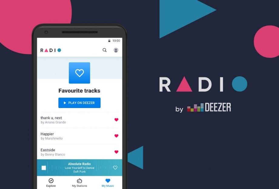 Radio by Deezer