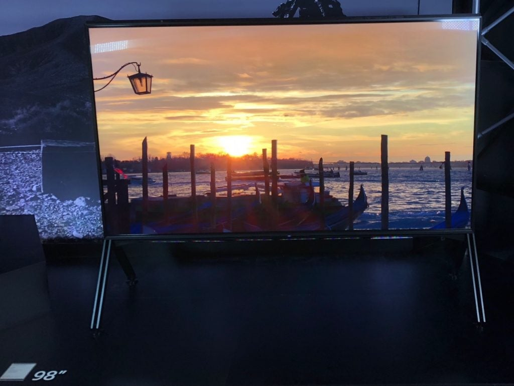 Sony ZG9 8K TV first look Review | Trusted Reviews