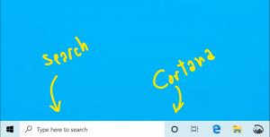 Windows 10 Search Cortana