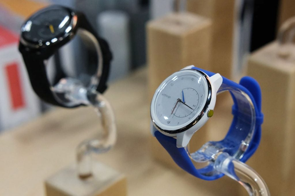 Withings Move ECG first look: A hearty, next-gen fitness tracker