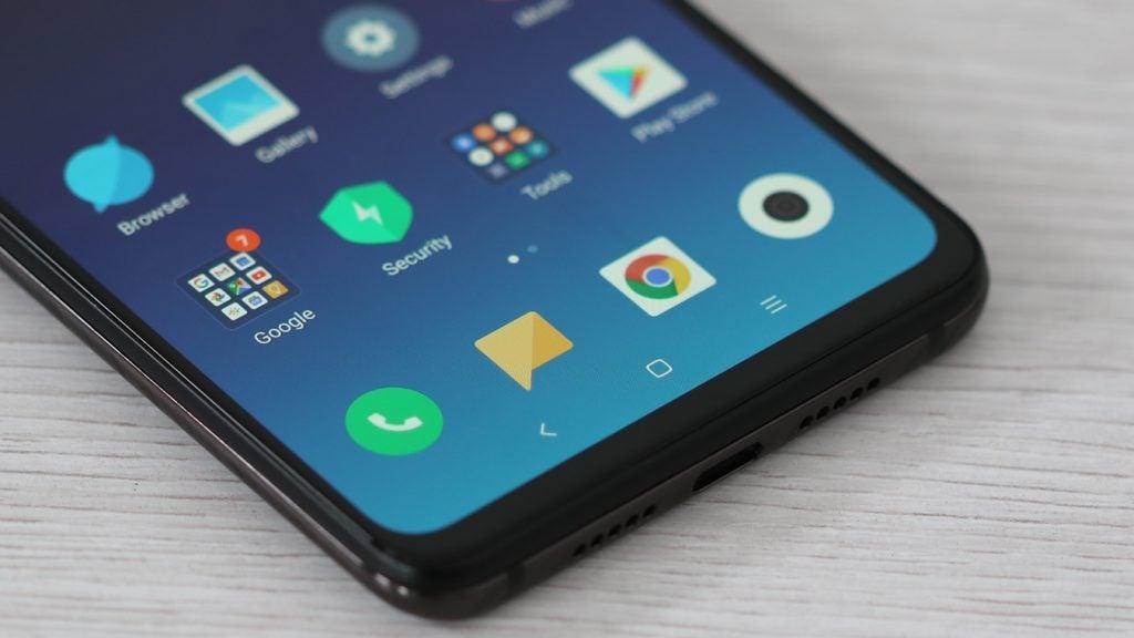 Xiaomi Mi Mix 3 display 34 view