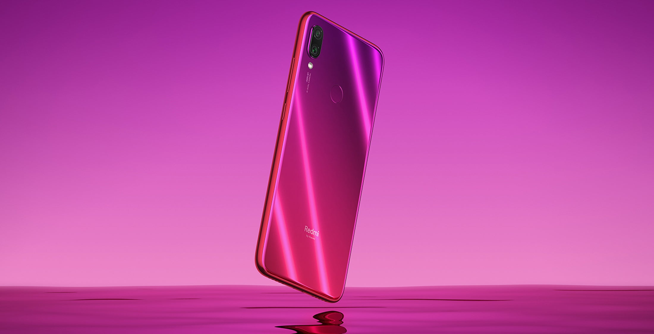 Xiaomi Redmi Note 7 Is A 163 115 Phone With A 48 Megapixel