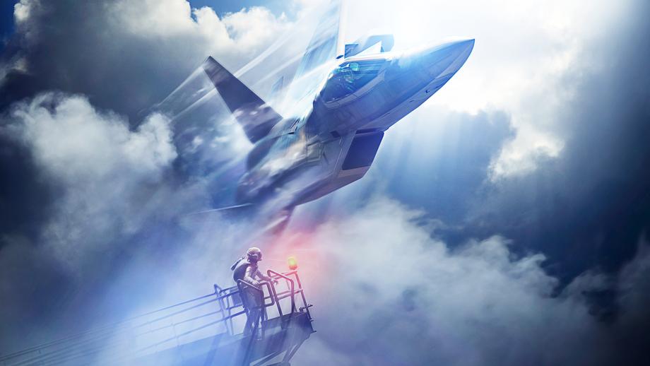 the best attitude 76c53 88e10 Ace Combat 7 Review