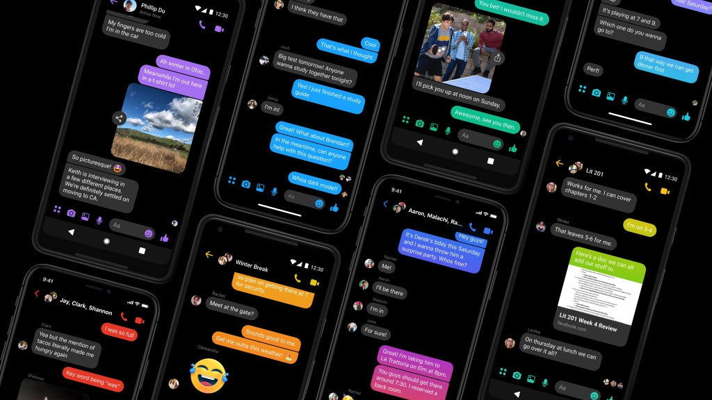 Facebook Dark Mode Einstellen