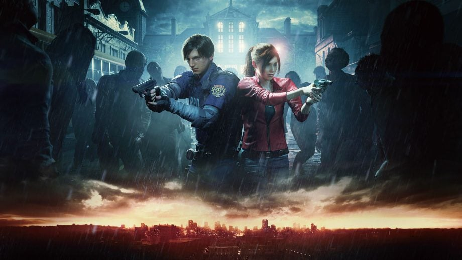 resident evil 2 collectors edition pre order uk