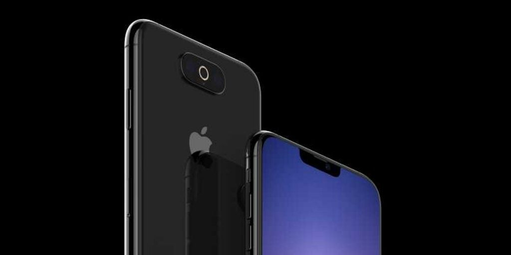iPhone 11 render by @OnLeaks and CompareRaja