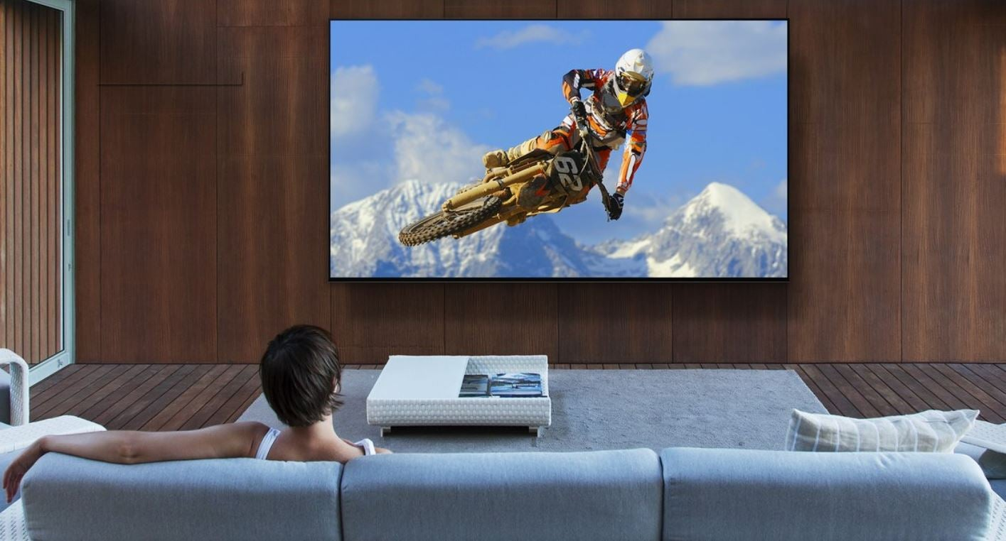 Sony S 2019 Tv Line Up Is All About These New Super Large