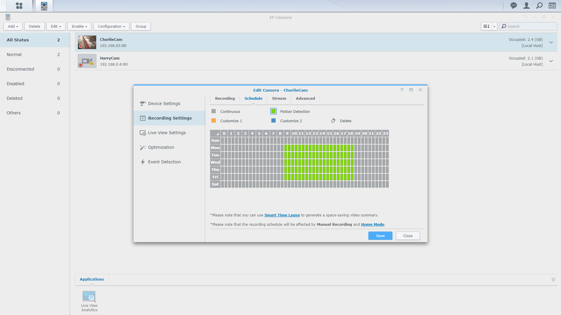 How to use Synology Surveillance Station to monitor your security