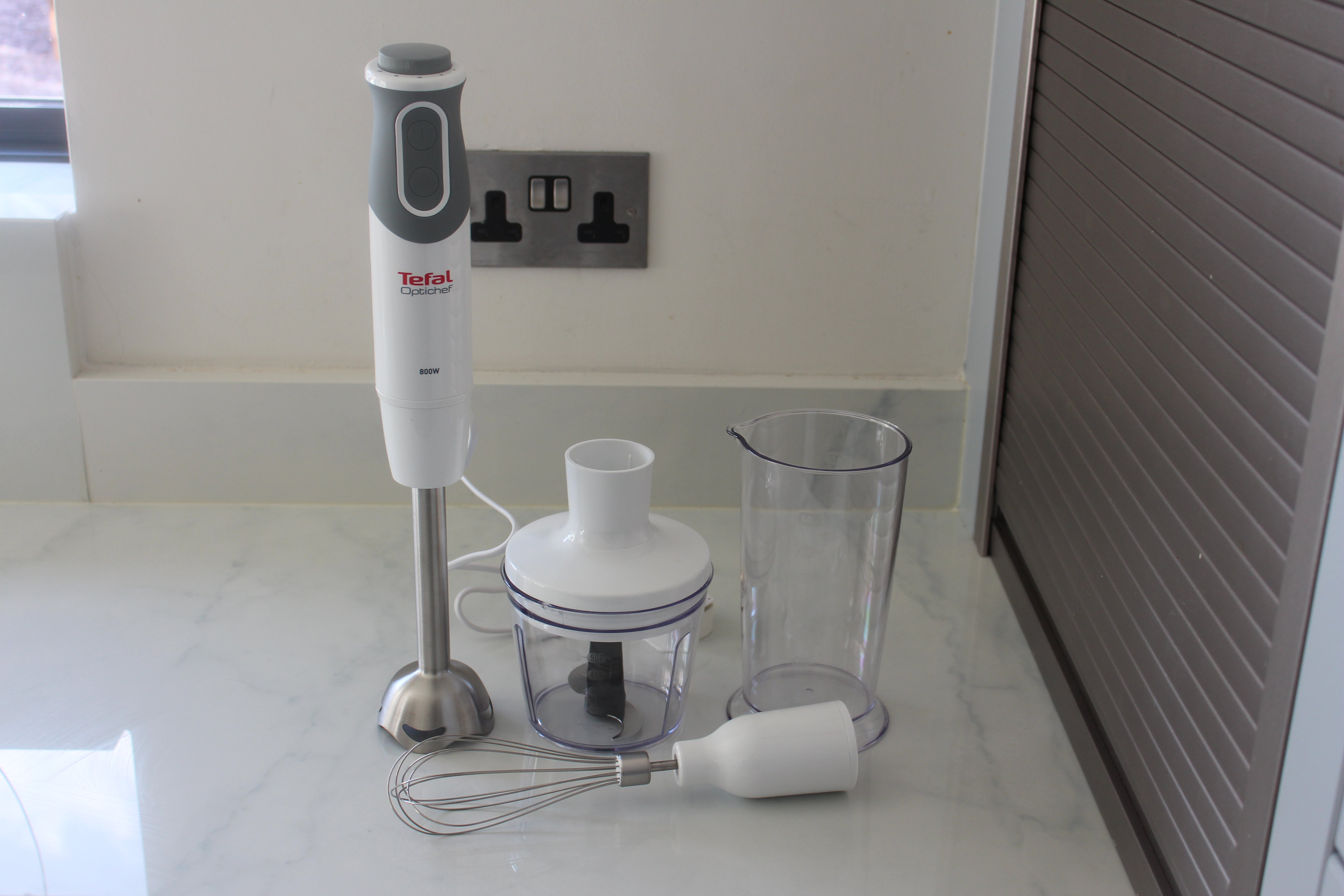 Tefal HB643140 Optichef hand blender Review | Trusted Reviews