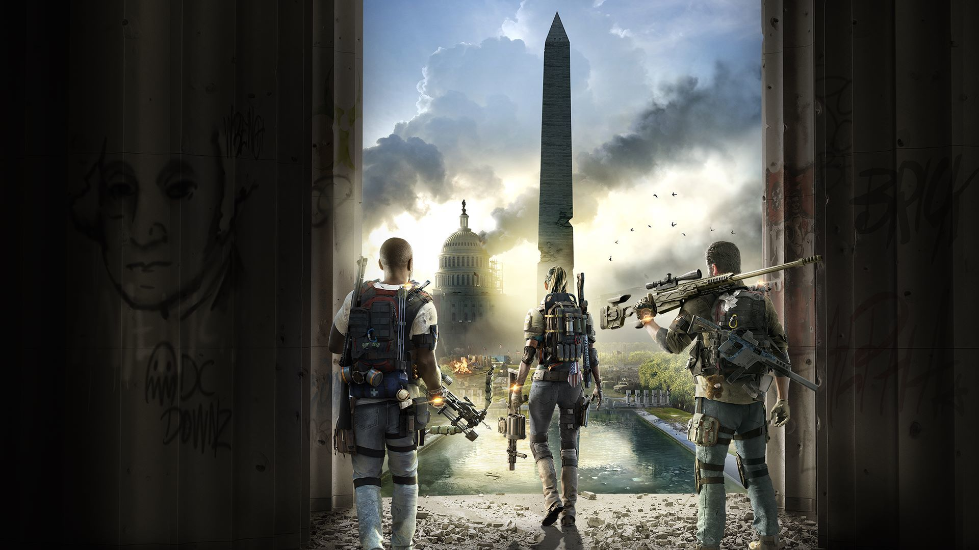 The Division 2 Beta Start Times Gaining Access Content