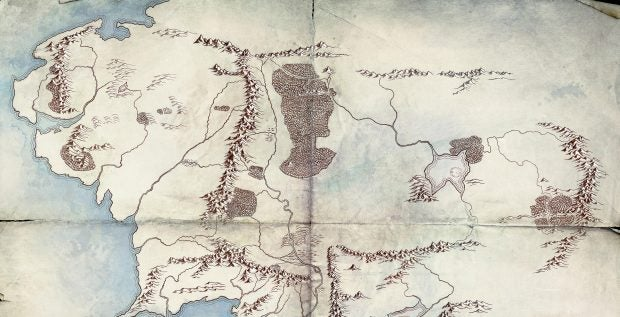 Amazon s first Lord of the Rings teaser offers hints for return to  Middle-earth a113054b842