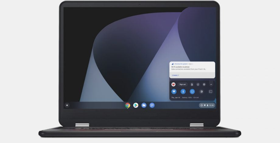 Chromebook Android Instant Tethering