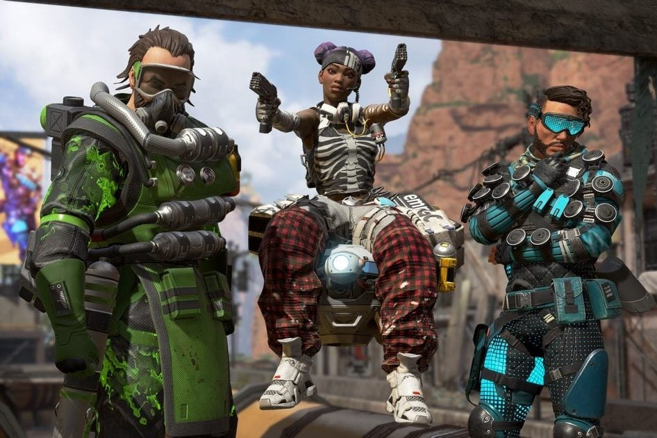 Apex Legends System Requirements Trusted Reviews
