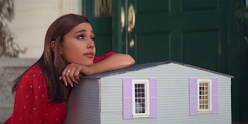 Ariana Grande thank u next