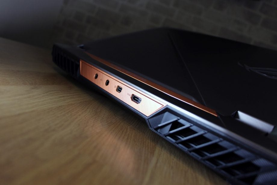 Asus ROG G703GX Review   Trusted Reviews