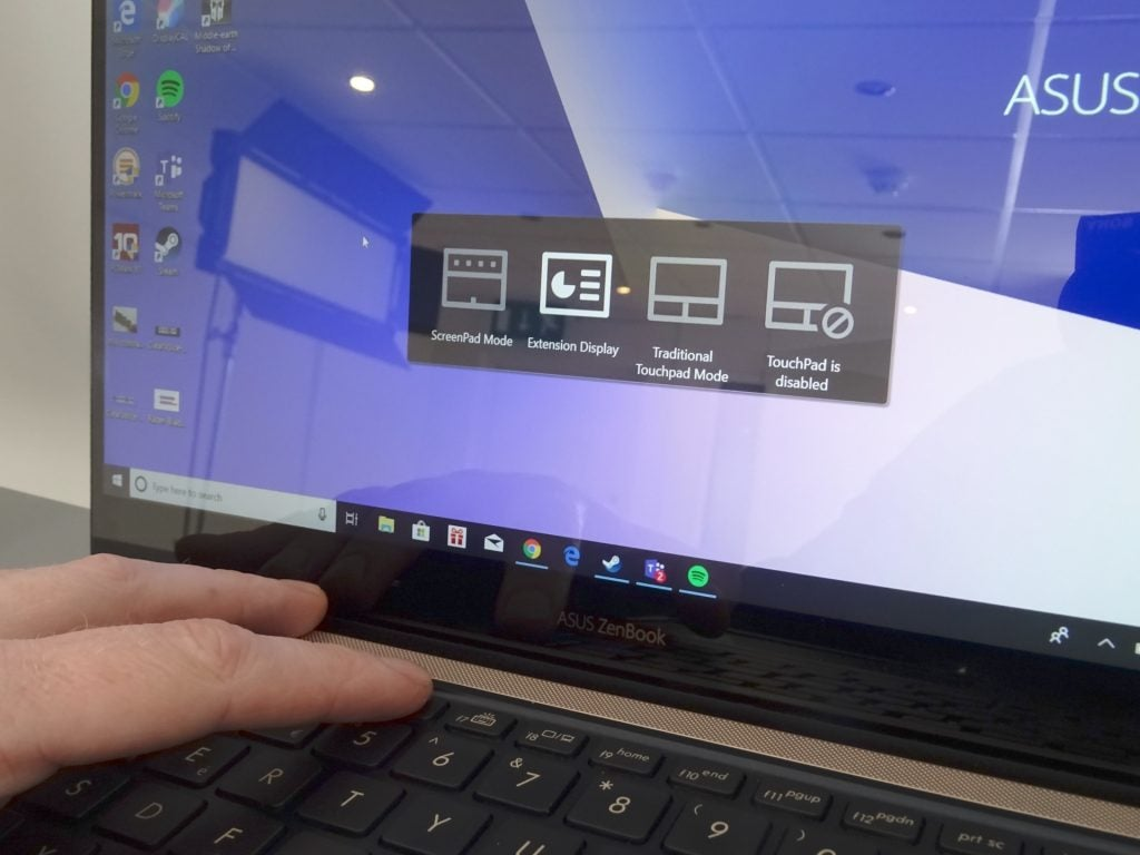 Asus ZenBook Pro 14 (UX480) Review | Trusted Reviews
