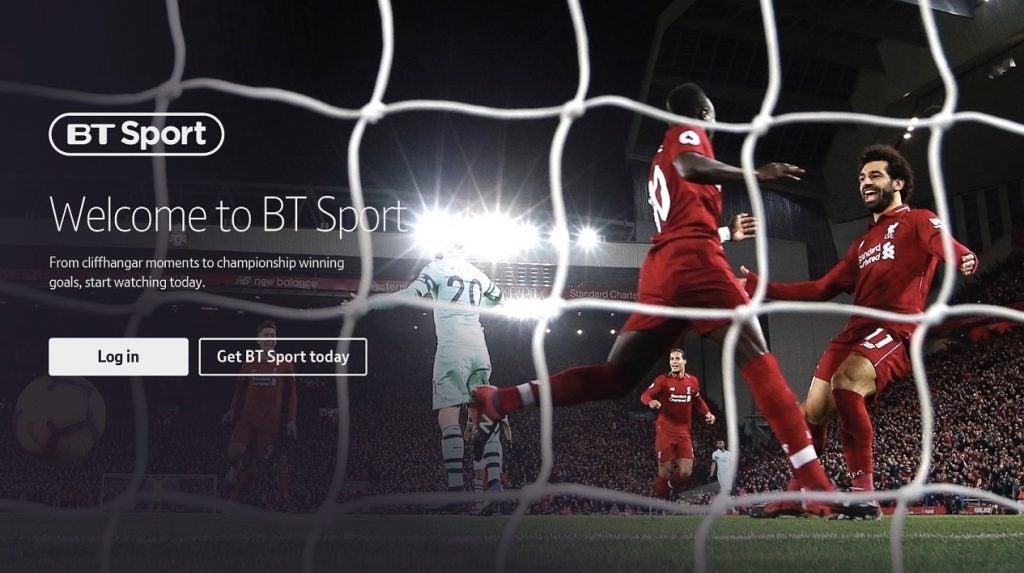 BT Sport app now available on Apple TV, Samsung Smart TVs