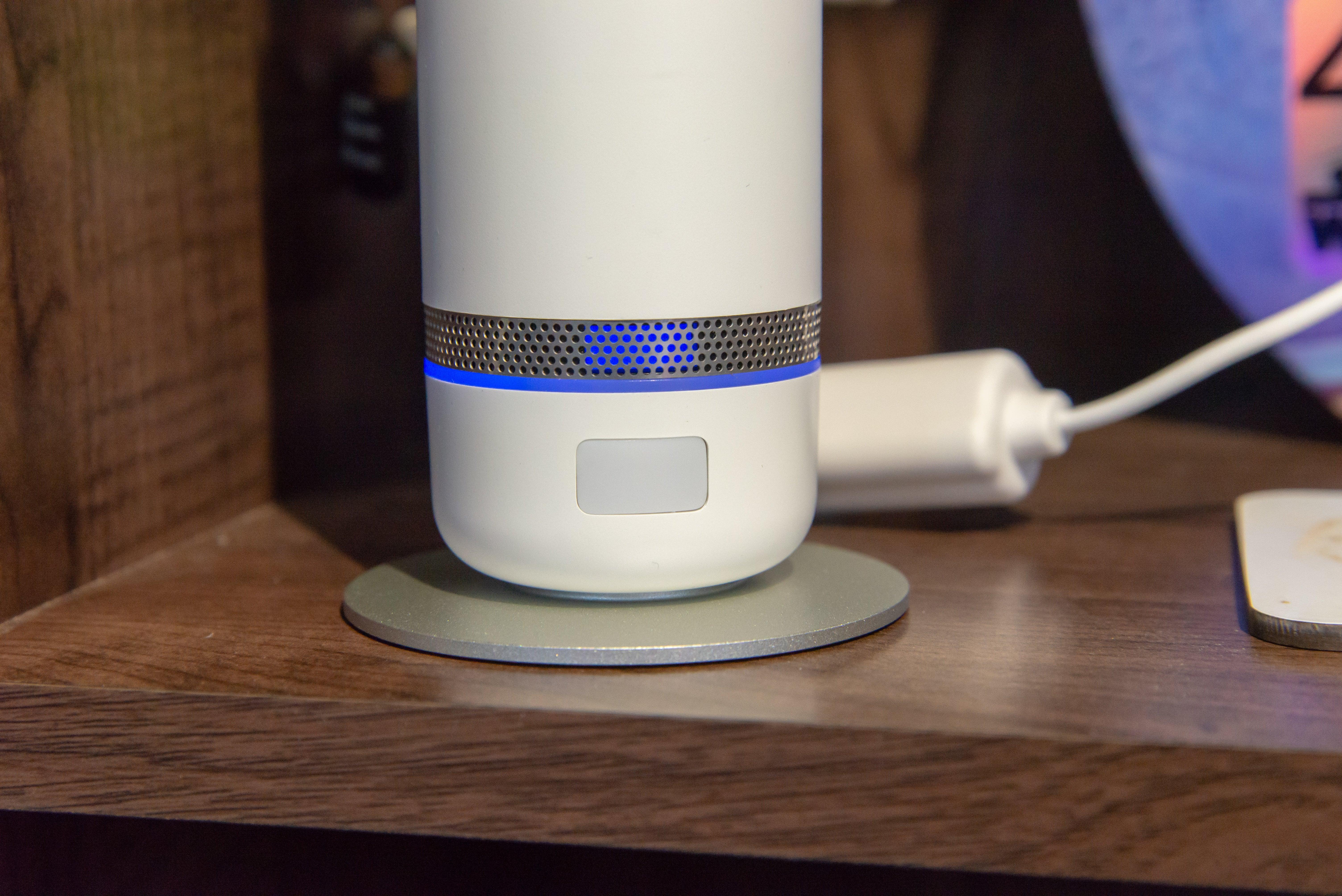 Bosch 360-Degree Indoor Camera motion sensor