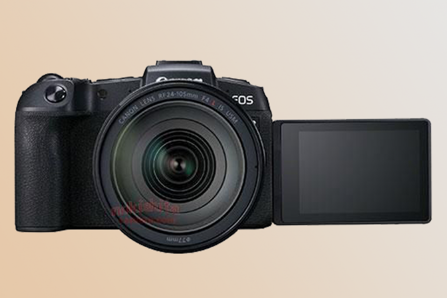 Canon S Leaked Eos Rp Could Be Its New Entry Level Full
