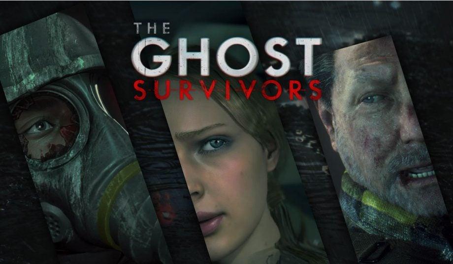 Resi 2 Ghost Survivors